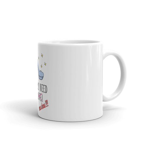All You Need Mug - The Perfekt Perk