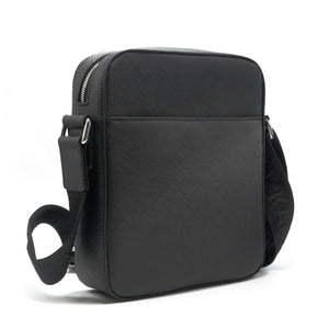 Fifty Karats Regimen Messenger Bag - Black