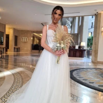 Here Comes Our Bride of the Week, Almog