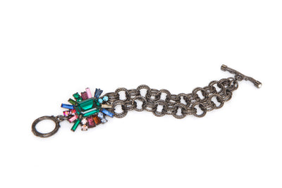 Fashion multicolor bracelet