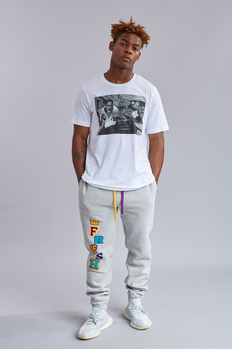 Fresh Applique Sweatpant