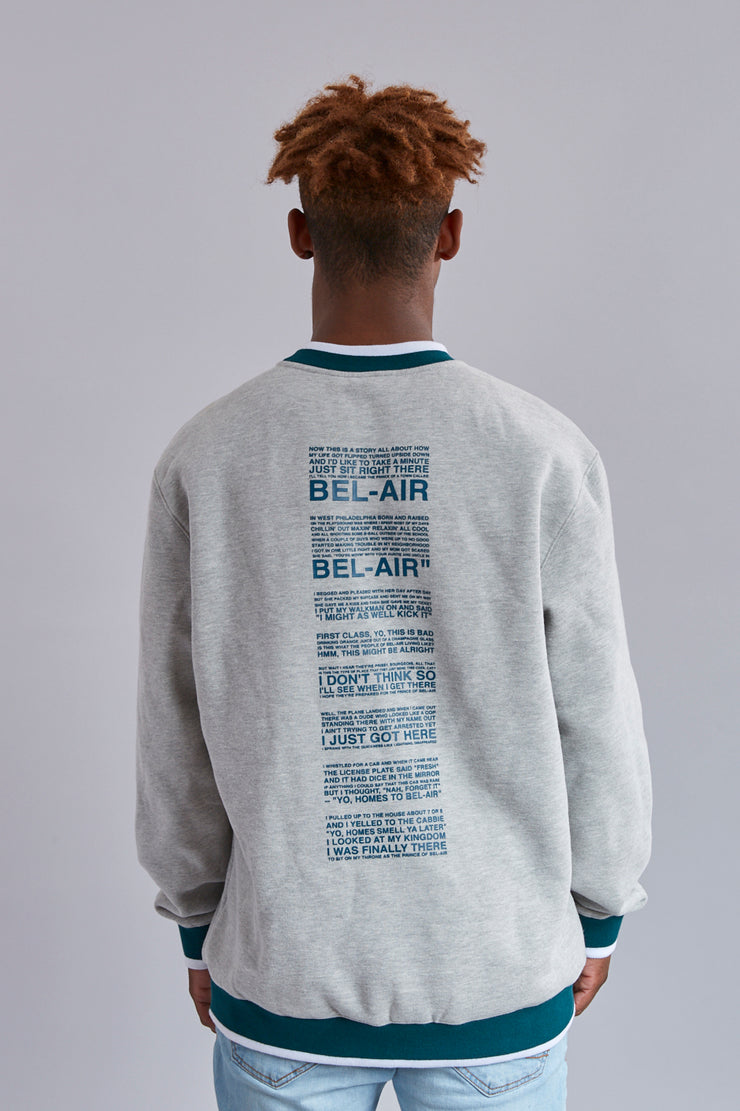 Theme Song Sweatshirt