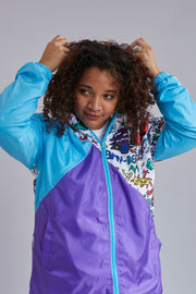 Graffiti Windbreaker