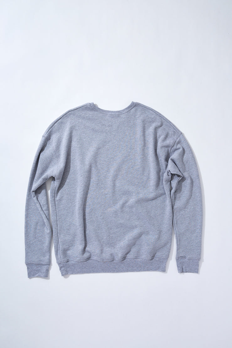 Fresh Grey Sweatshirt