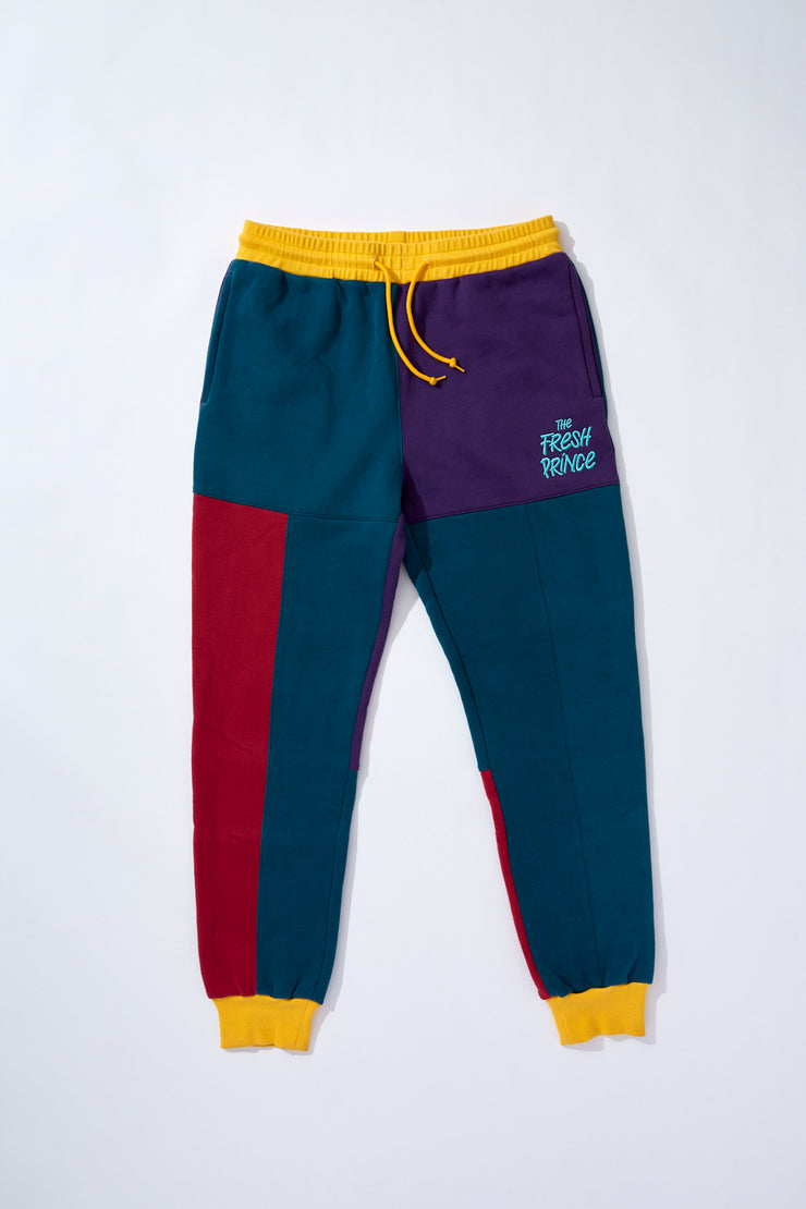 Color Block Sweats