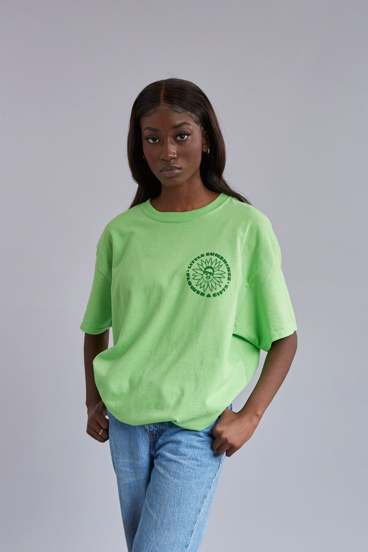 Little Sunshine Green Tee