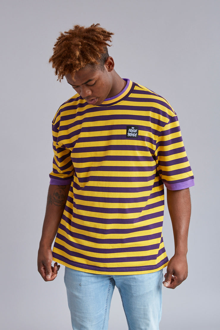 Fresh Stripe Tee