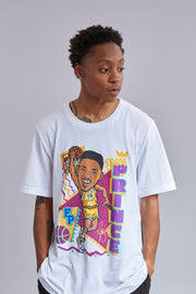 Fresh Prince Basketball Tee