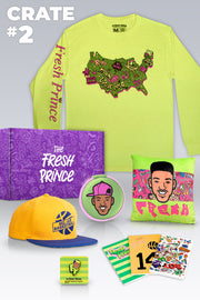 Fresh Prince Limited Edition Crate Series