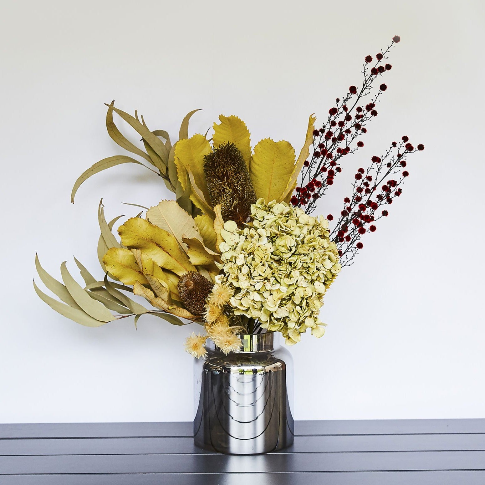 Everlasting Textures - Dried Bouquet