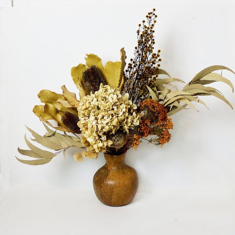 Golden Gal - Dried Bouquet