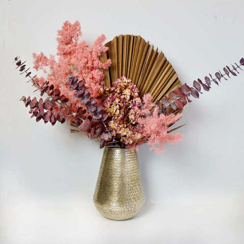Pretty in Pink - Dried Bouquet