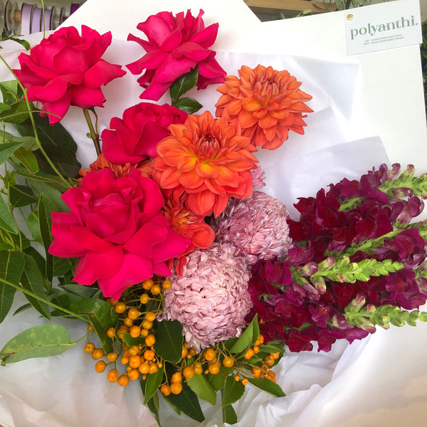 The Spontaneous Mum - Florist's Choice