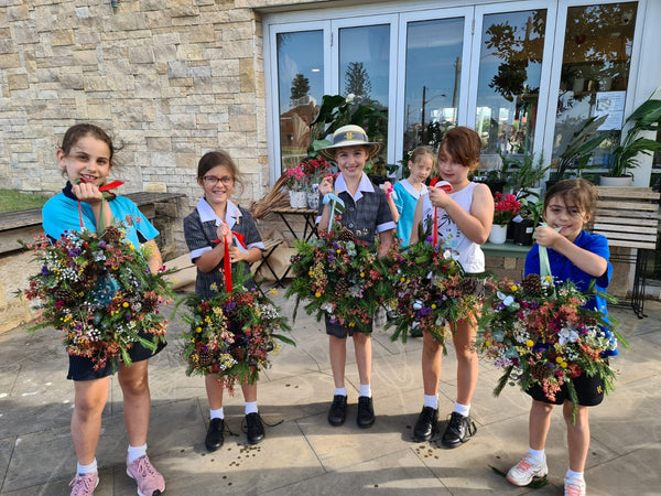 Christmas Wreath Workshop For Kids