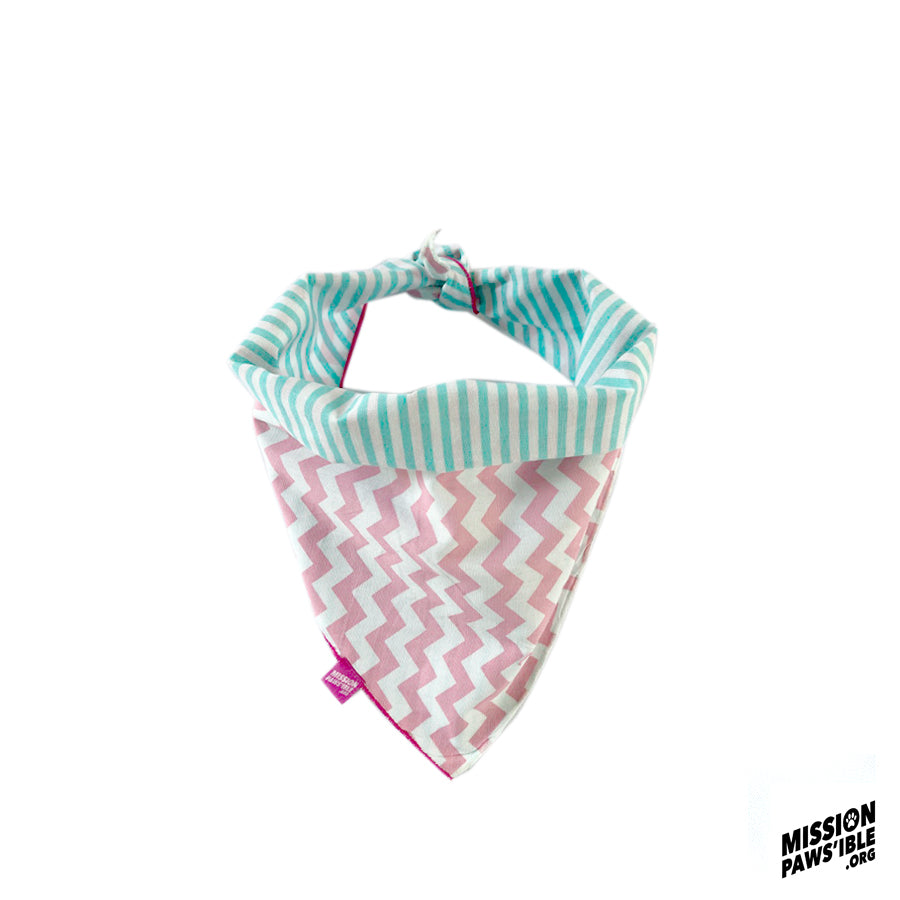Candy Land Reversible Bandana
