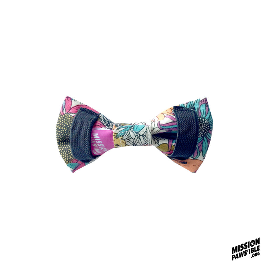 Summer Daze Mini Bow Tie
