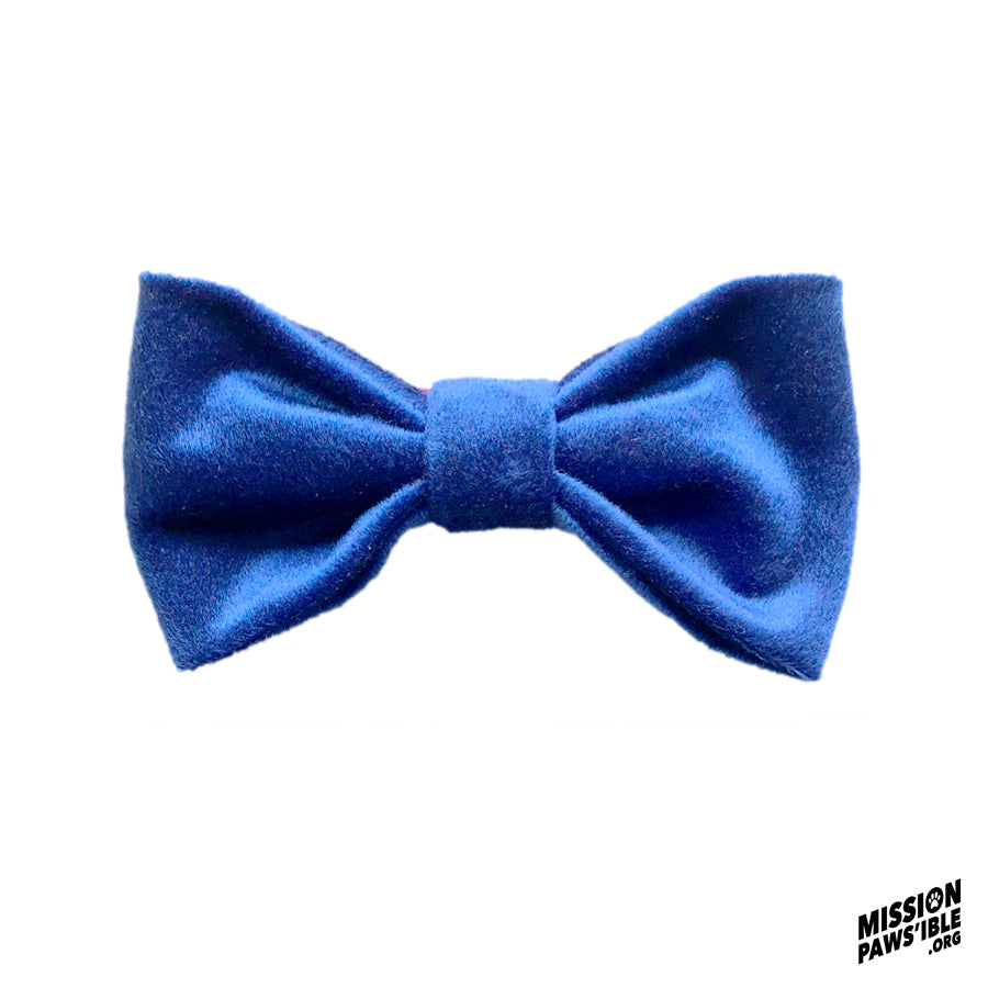 Mr Peacock Bow Tie