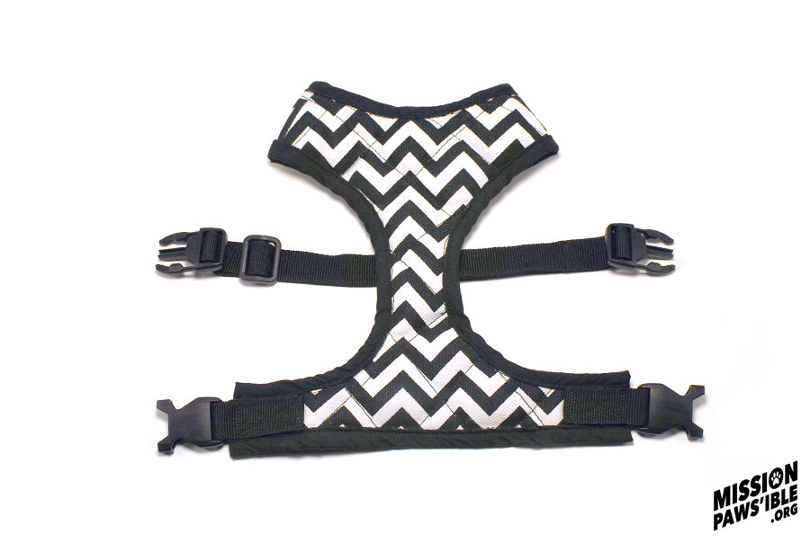 Reversible Chevy Chase / Slasher Harness