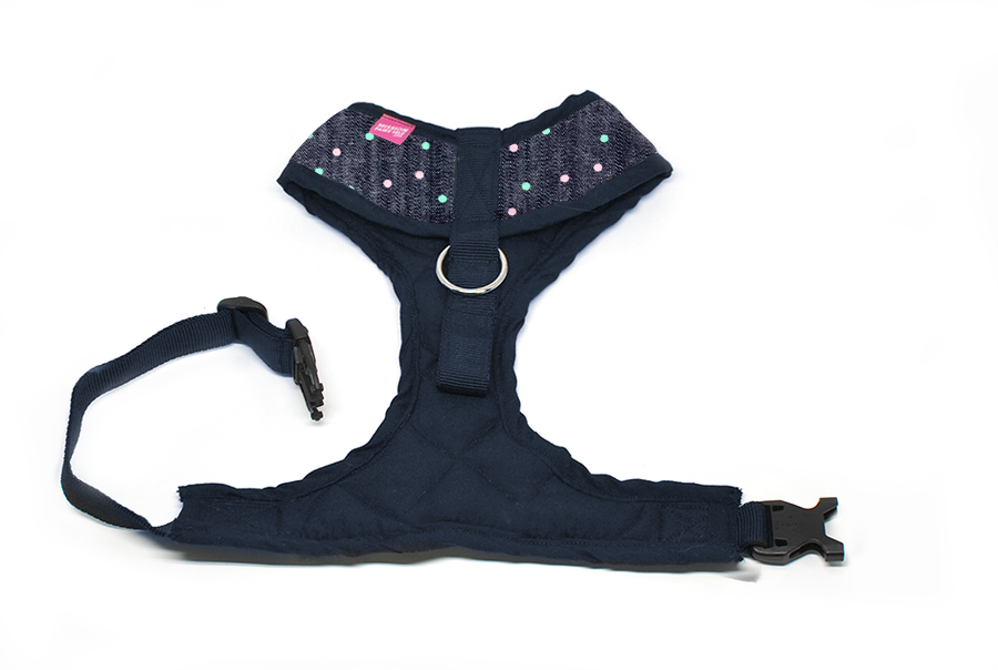 Spot On Denim Harness