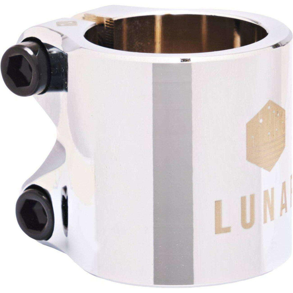 Drone Lunar Double Clamp Til Løbehjul-ScootWorld