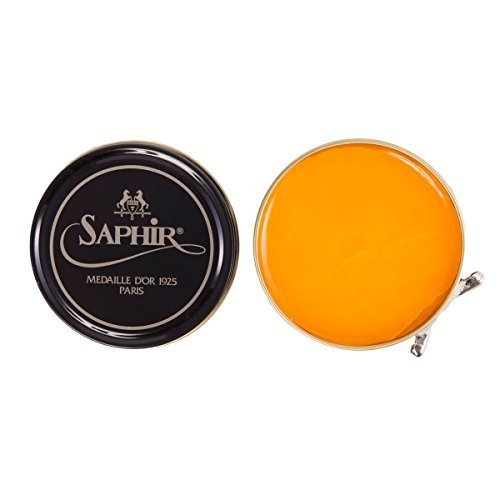 Saphir Médaille d'Or Pâte de Luxe Wax Polish (50ml) (B-Grade) - Straits Establishment
