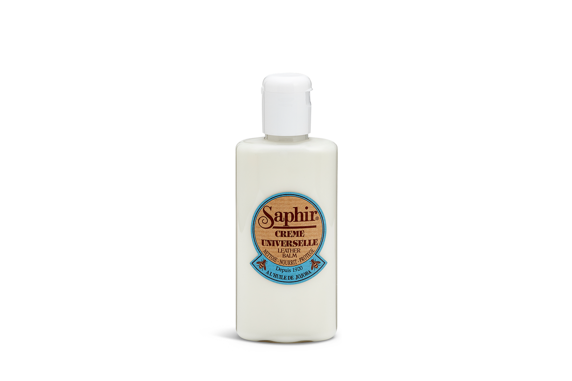 Saphir Beauté Du Cuir Creme Universelle (150ml) - Straits Establishment