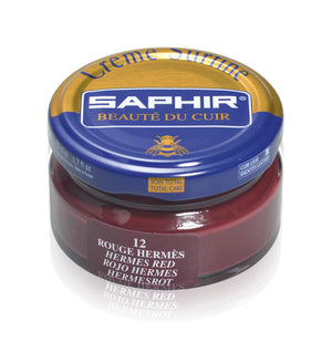 Saphir Beauté Du Cuir Creme Surfine (50ml) - Straits Establishment