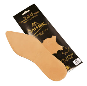 Saphir Médaille d'Or Leather Insoles Pointed Tip - Straits Establishment