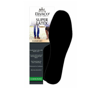 DASCO Super Latex Insole (Comfort Fit) - Straits Establishment