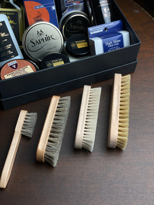 The Ultimate Shoe Care Kit