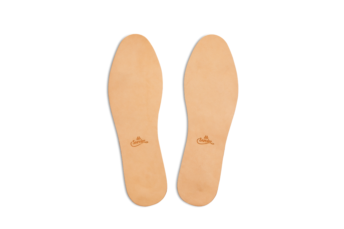 Saphir Médaille d'Or Leather Insoles - Straits Establishment