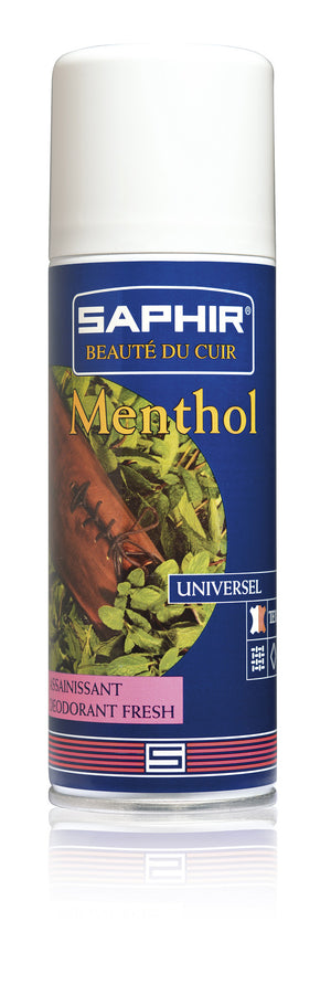 Saphir Beauté Du Cuir Menthol Spray - Straits Establishment