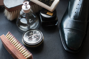 Shoe Shine Workshop (4th April 2020) - Straits Establishment