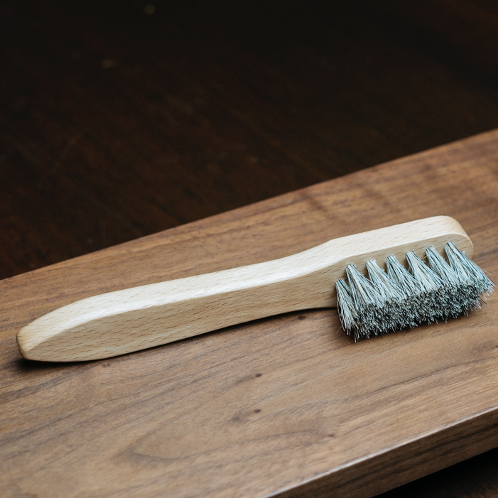 Horse Hair Welt Brush