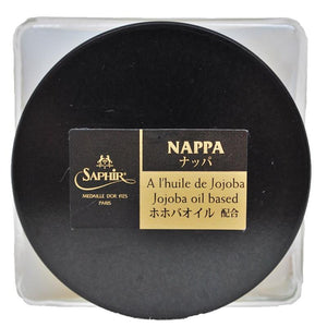 Saphir Médaille d'Or Nappa Leather Balm - Straits Establishment