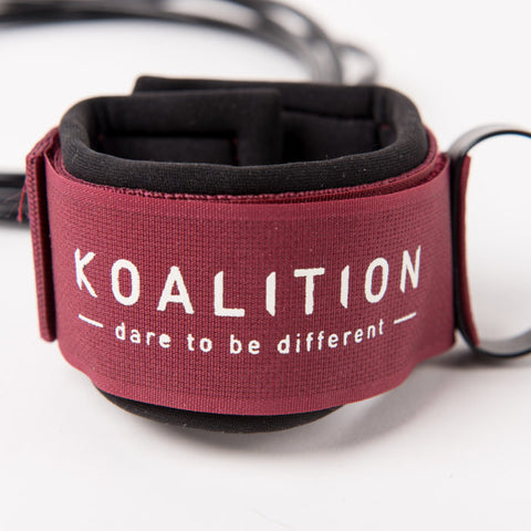 Koalition Double Swivel Leash Comp 6""