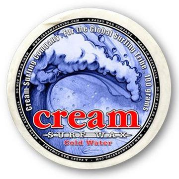 Cream Surf Wax