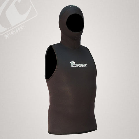 Reef 3.5mm Dive Vest With Hood