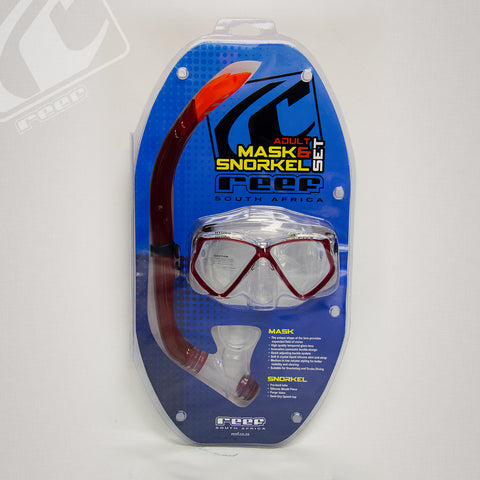 Reef Hydro adult mask and snorkel combo