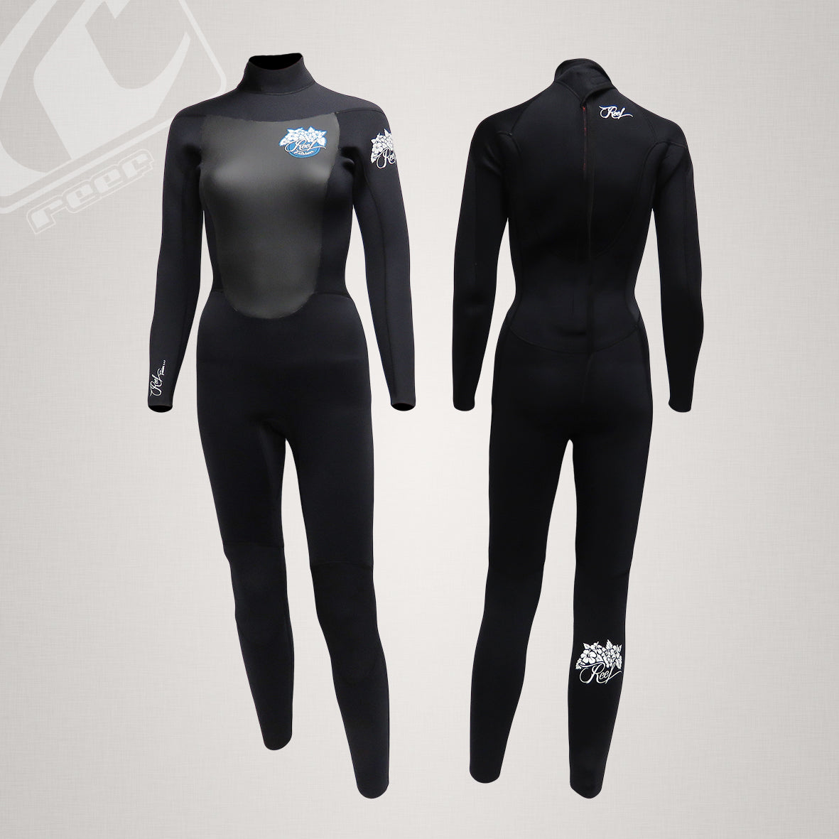 Reef Ladies Fusion 5.4.3mm Wetsuit - Reef Wetsuits Online Store 23116f171
