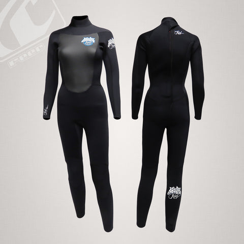 Reef Ladies Fusion 5.4.3mm Wetsuit