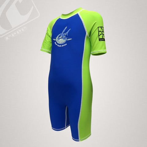 Reef Boys Green Sunsuit