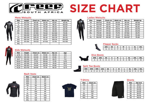 Reef Men's Super X 3.2mm Wetsuit
