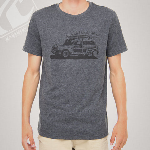 Reef T-Shirt Style: Car