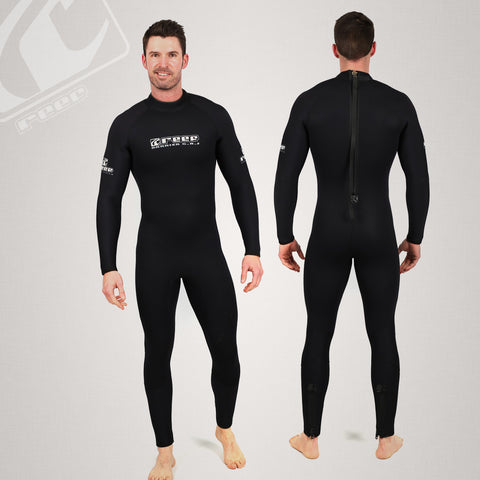 Reef 1pce 5mm Barrier Diving Wetsuit