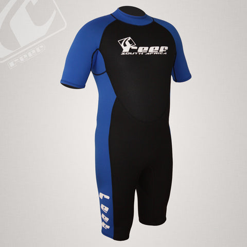 Reef Mens Short Sleeve Spring 2mm Wetsuit