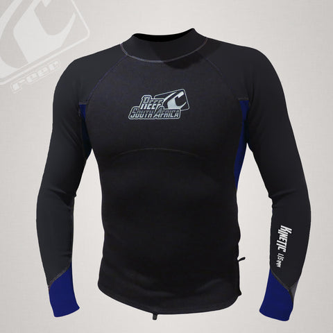 Reef Kinetic Neoprene Long Sleeve Top 1mm