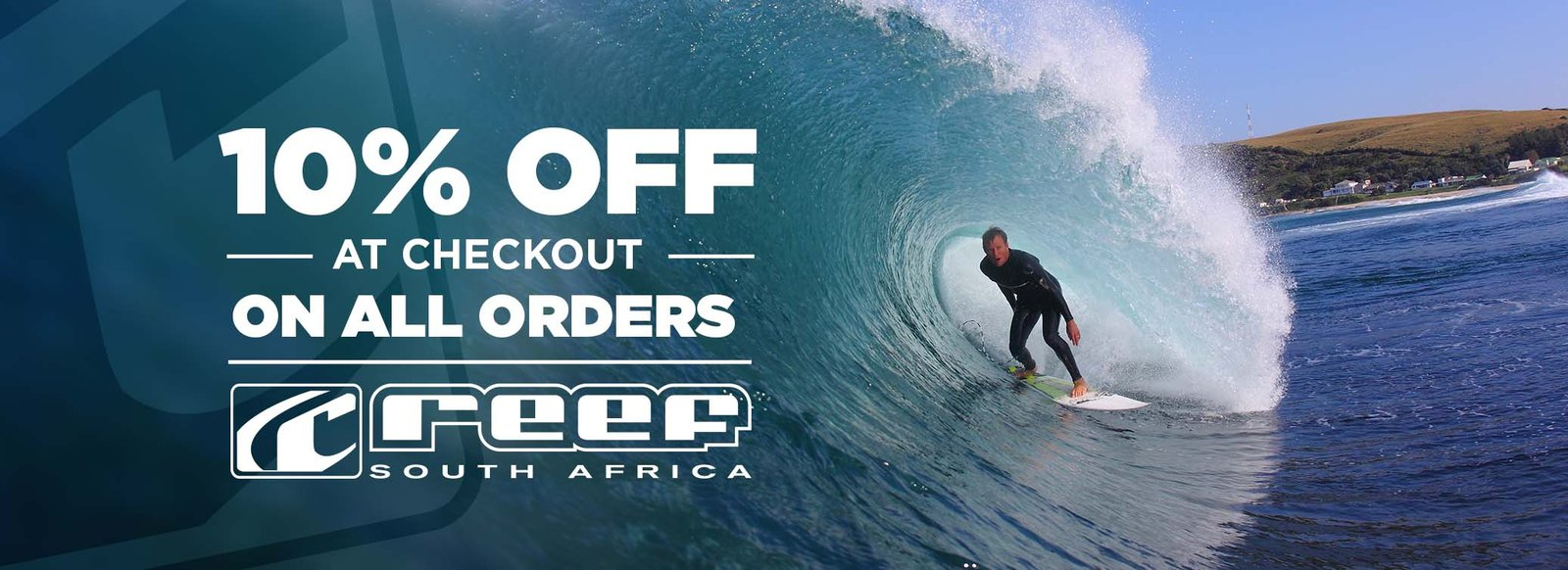 Reef Wetsuits South Africa