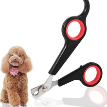 Load image into Gallery viewer, Pet Grooming Nail Clipper