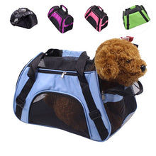 Load image into Gallery viewer, Travel Teddy Packets Breathable Pet Carrier